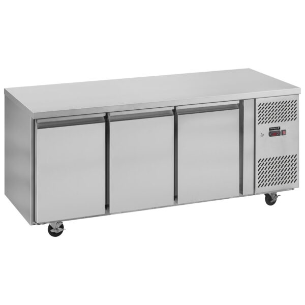 Counter refrigerators